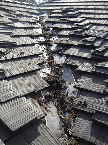 b-Tile Roof Maintenance